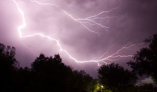 Pogoda na dziś – środa 19 czerwca. Burza z piorunami wróci do Warszawy
