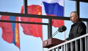 Prezydent Rosji osobiście nadzoruje ćwiczenia
