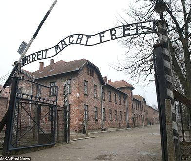 Obóz koncentracyjny Auschwitz, brama główna