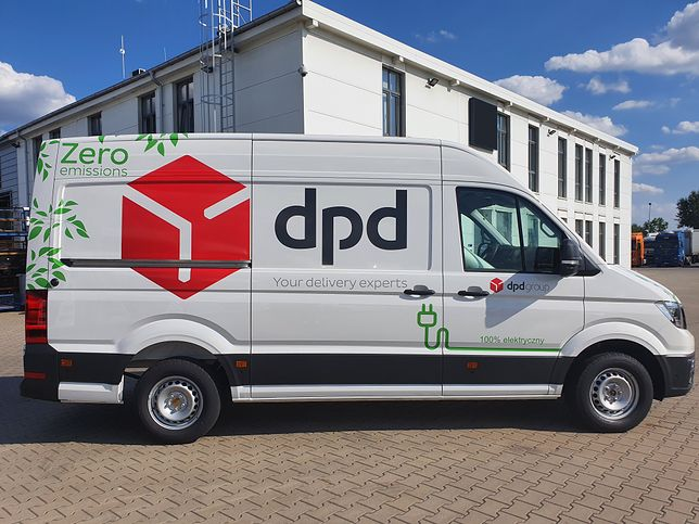 50 nowych samochodów elektrycznych we flocie DPD Polska