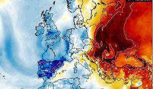 Pogoda. Kapryśni Elvis i Detlef podzielą Polskę. Chłodno na zachodzie, ciepło na wschodzie