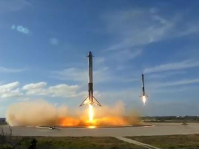 Wiemy, dlaczego Falcon Heavy stracił trzeci dopalacz. Elon Musk już wie, jak to naprawić