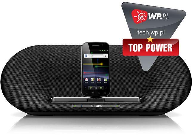 Test Philips Fidelio AS851: stacja dokująca dla Androida