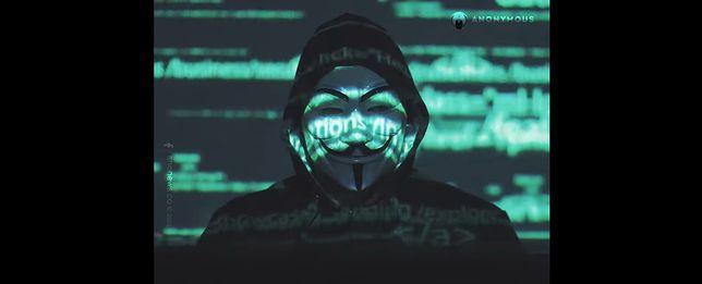 Hakerzy z Anonymous ostrzegają Elona Muska