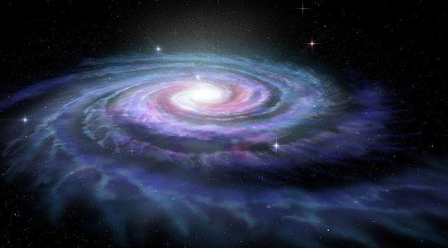 Droga Mleczna zderza się obecnie z inną galaktyką? Naukowcy: to bardzo możliwe