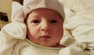 Była zamrożonym embrionem przez 24 lata. Miesiąc temu się urodziła