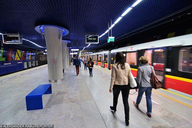 Miasto nie przewidziało środków na budowę III linii metra? Ratusz się tłumaczy