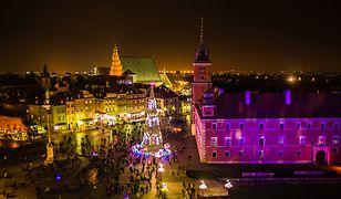 Warszawa na święta. Rozpalenie iluminacji i wyjątkowe wydarzenie