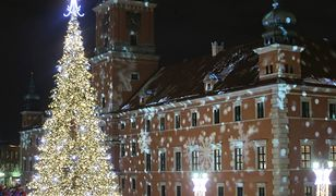Warszawa pełna blasku. Już wkrótce pojawi się świąteczna iluminacja
