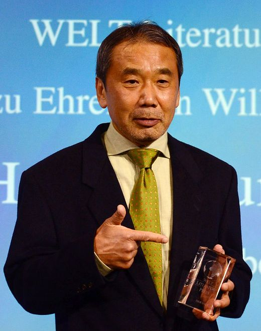 Literacka Nagroda Nobla 2016: Haruki Murakami faworytem bukmacherów STS
