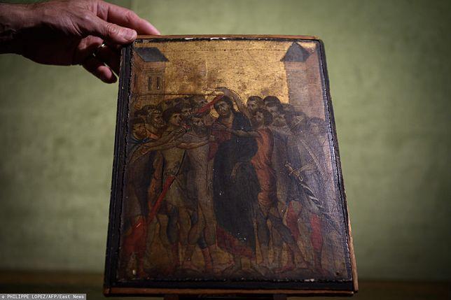 "Obraz Cimbaue'a ""Chrystus ośmieszony"" kosztował fortunę"