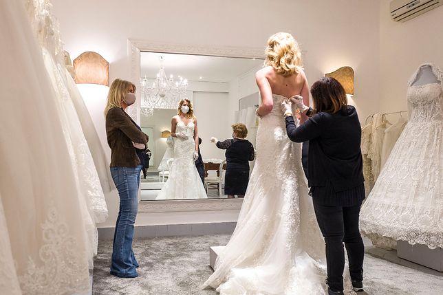 Przygotowania do wesela