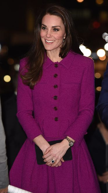 Księżna Cambridge przebiera w kolorach!