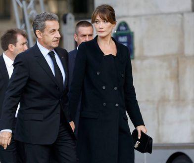Nicolas Sarkozy skazany za korupcję. Co na to Carla Bruni?