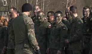 Chętnych do wojska nie brakuje (WIDEO)