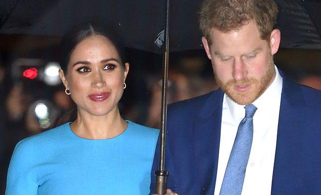 Brytyjskie media nie odpuszczają Meghan i Harry'emu
