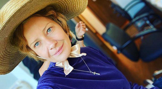 Małgorzata Kożuchowska wypowiedziała się w sprawie zakazu aborcji