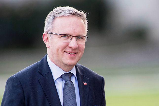 Kandydatura Krzysztofa Szczerskiego na zastępcę Sekretarza Generalnego NATO ma wsparcie Grzegorza Schetyny