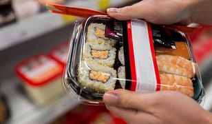 Sushi z marketu, a nie z restauracji. Hit czy kit?