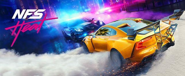 Need for Speed Heat najnowszą częścią wyścigowej serii. Data premiery i elektryzujący zwiastun