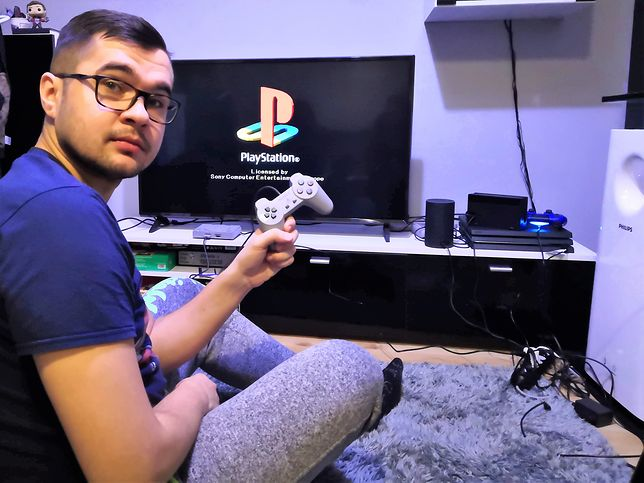 Ja i moje PlayStation