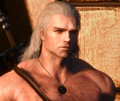 """Henry Cavill jako Geralt w """"Wiedźmin: Dziki Gon"""""""