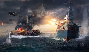 """""""Legends"""" to sieciowe """"World of Warships"""" w wersji na PlayStation 4 i Xboksa One"""