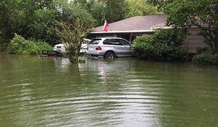 Samochody bmw zabezpieczone przed powodzią