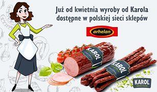 Smak tradycyjnej polskiej kiełbasy od kwietnia bliżej Ciebie.