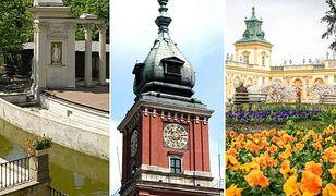 Zamek Królewski, Łazienki Królewskie i Pałac w Wilanowie w listopadzie za darmo!