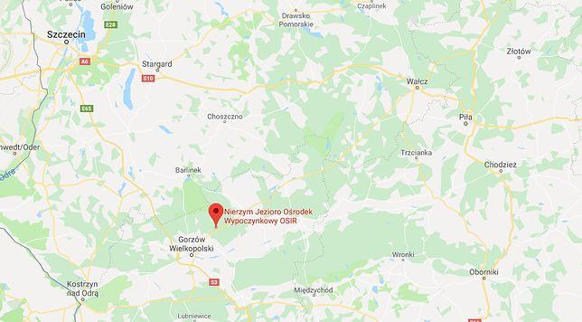 23-latek utonął na strzeżonym kąpielisku, niedaleko Gorzowa Wielkopolskiego
