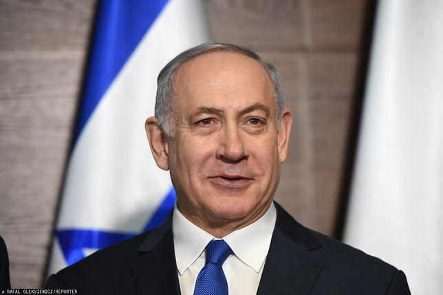 Premier Izraela Benjamin Netanjahu wycofał z Knesetu wniosek ws. immunitetu