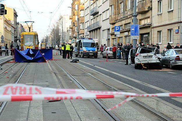 13,5 roku więzienia dla motorniczego, który spowodował śmiertelny wypadek w Łodzi