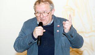 """Adam Michnik apeluje w """"Die Welt"""" do dziennikarzy i publicystów, by nie ulegali naciskom"""