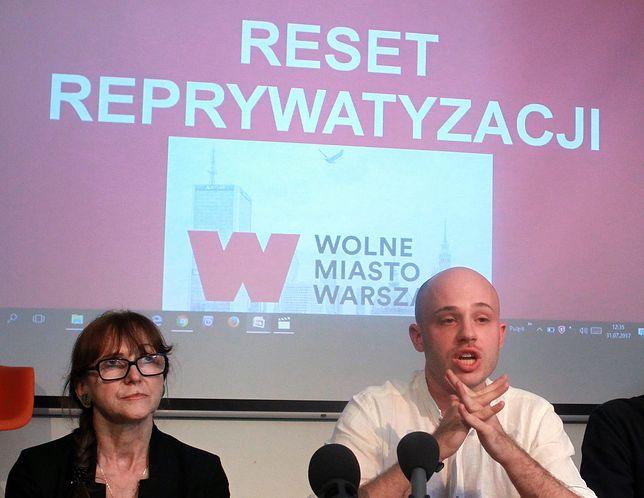 Jan Śpiewak na konferencji WMW