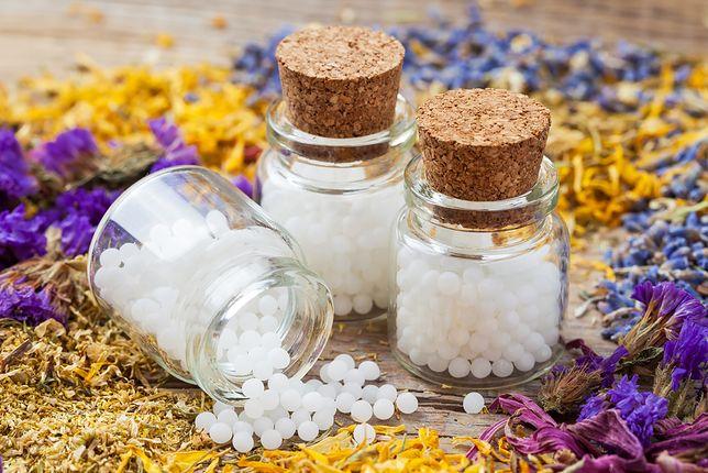 Homeopatia w aptece