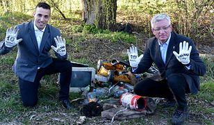Jaśkowiak zapowiedział, że do codziennego porządkowania okolicy zachęcać będzie również poznańskich radnych