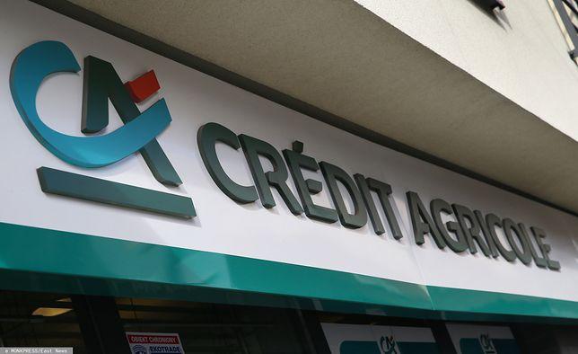 Klienci Credit Agricole zgłaszają problemy na portalach społecznościowych banku.