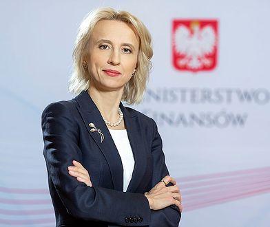 Teresa Czerwińska z Ministerstwa Finansów trafiła do zarządu NBP