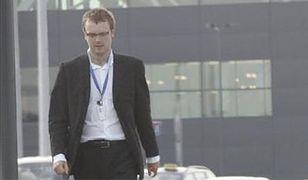 Syn premiera wrócił do pracy