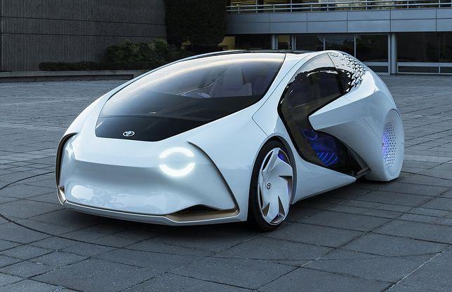 Toyota wprowadzi przełomowy samochód elektryczny?