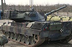 Wojskowy targ pod Warszawą. Do kupienia czołgi i transportery