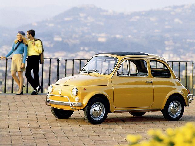 Fiat 500 ma 60 lat - wideo