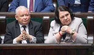 Anna Sobecka chce chronić księży jak funkcjonariuszy publicznych