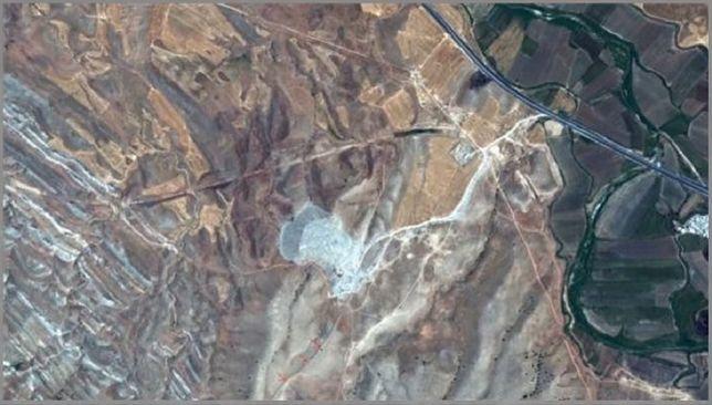 W Iranie odkryto tajemniczy mur