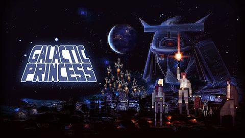 Galactic Princess: podbój galaktyki w stylu retro