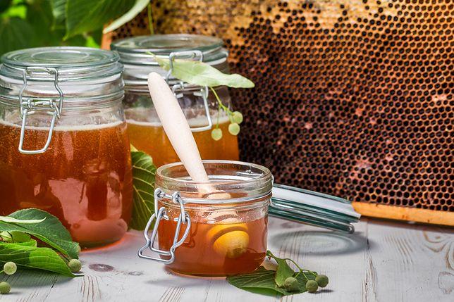 Miód z pyłkiem - regeneruje, odżywia, oczyszcza