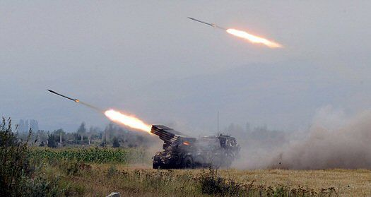 Rosja zamierza zbombardować stolicę Gruzji?