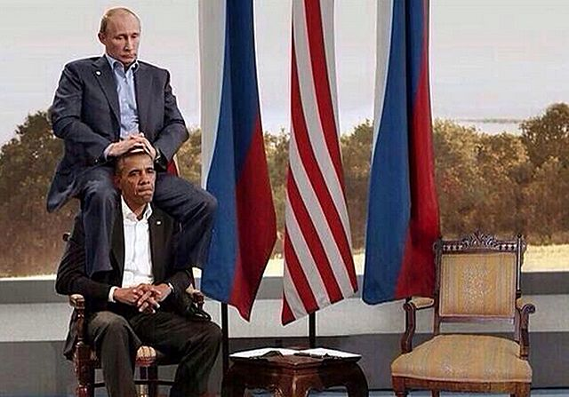 Internet kpi z Putina. Zobacz najlepsze memy