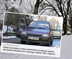 Polski agent do zadań specjalnych. Pomaga ludziom w czasie pandemii